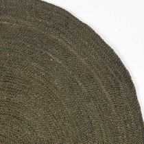 LABEL51 Vloerkleed Jute - Army green - Jute - 180