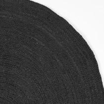 LABEL51 Vloerkleed Jute - Zwart - Jute - 90 cm