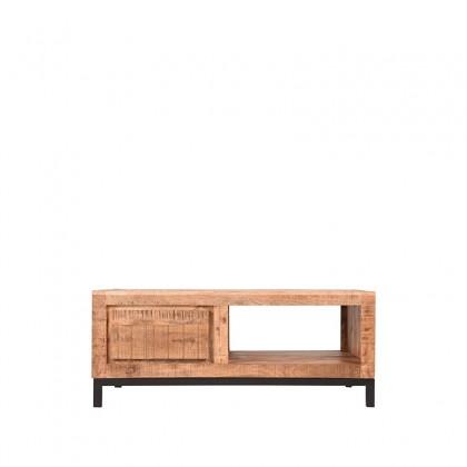 LABEL51 Salontafel Ghent - Rough - Mangohout - 110x60 cm