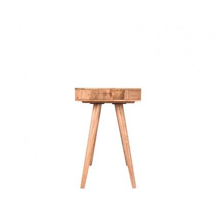LABEL51 Bureau Steady - Rough - Mangohout - 118x50 cm