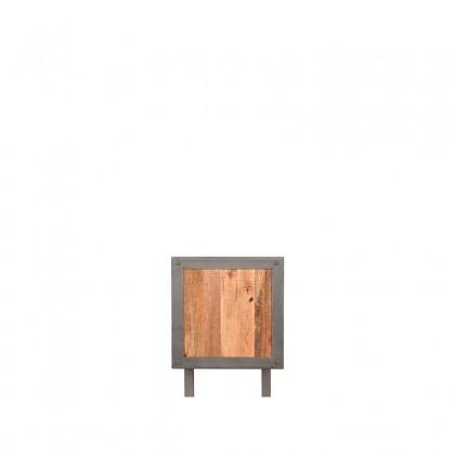 LABEL51 Tv-meubel Factory - Rough - Mangohout - 160 cm