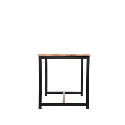 LABEL51 Bartafel Ghent - Rough - Mangohout - 160x90x95 cm