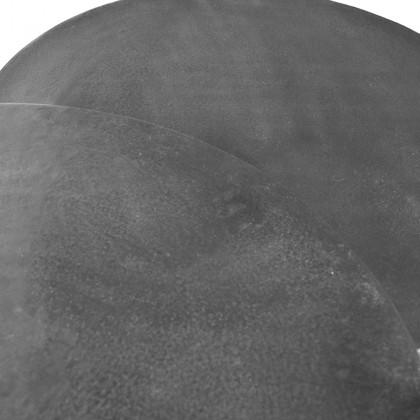 LABEL51 Salontafel Grand - Antiek ash - Metaal - 75 cm