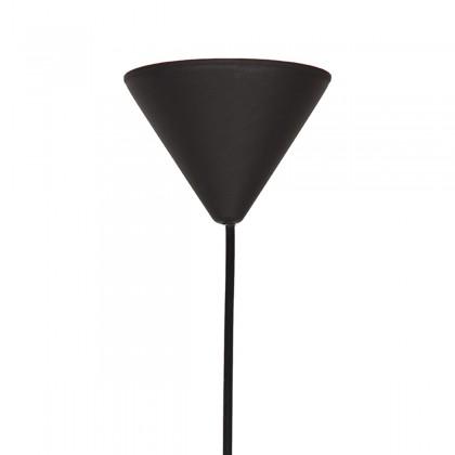 LABEL51 Hanglamp Twist - Grijs - Vlas - 55 cm