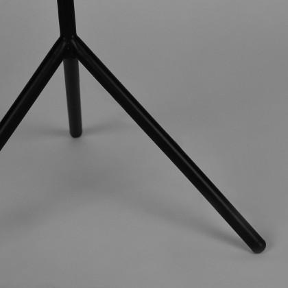 LABEL51 Vloerlamp Globe - Zwart - Metaal