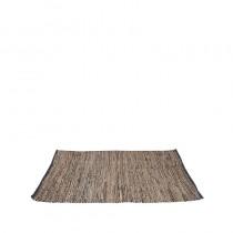 LABEL51 Vloerkleed Brisk - Antraciet - Natuurlijk materiaal - 160x230 Cm