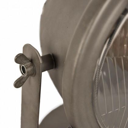 LABEL51 Tafellamp Multifunctional - Burned Steel - Metaal