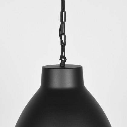 LABEL51 Hanglamp Industry - Zwart - Metaal