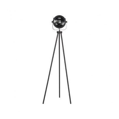 LABEL51 Vloerlamp Tuk-Tuk - Zwart - Metaal