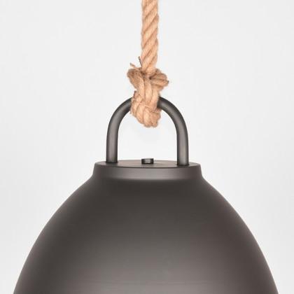 LABEL51 Hanglamp Korf - Burned Steel - Metaal - L