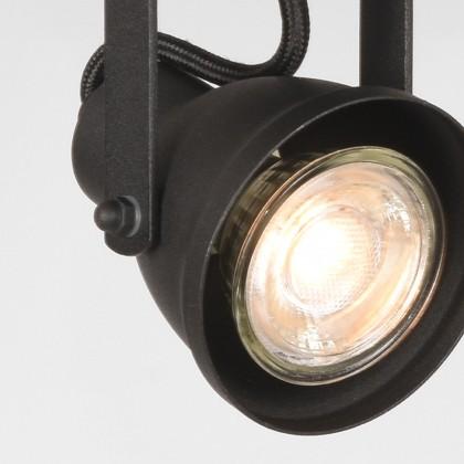 LABEL51 Spot Max led - Zwart - Metaal - 2 Lichts