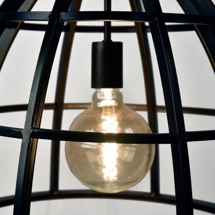 LABEL51 Hanglamp Lift - Zwart - Metaal