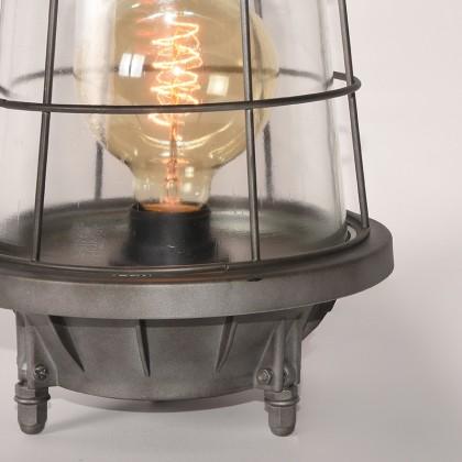 LABEL51 Tafellamp Seal - Burned Steel - Metaal