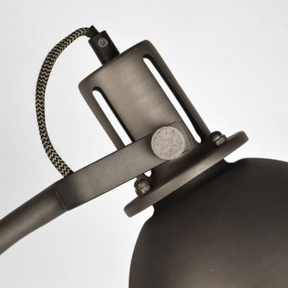 LABEL51 Vloerlamp Spot - Burned Steel - Metaal