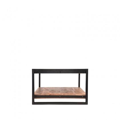 LABEL51 Salontafel Brussels - Naturel - Mangohout - 110x70 cm