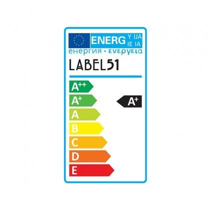 LABEL51 Lichtbron Daglicht Led Kooldraadlamp Bol - Glas - XL