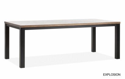 Explosion tafel 160x90 cm