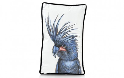 Kussen Luxe papegaai