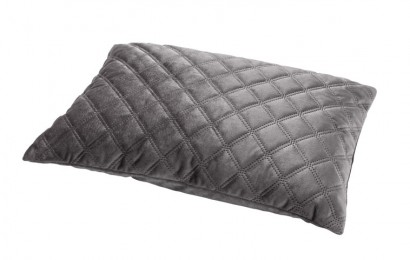 Sierkussen Niels 40x60 cm. Charcoal grey