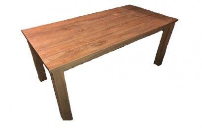 Teak tafel NWD