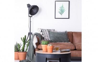 Heatwave vloerlamp